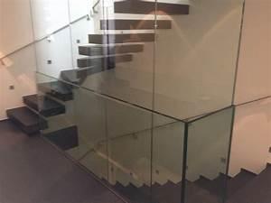 Treppe Mit Glasgeländer : glasgel nder mit treppe metall kreativ ug shop ~ Sanjose-hotels-ca.com Haus und Dekorationen