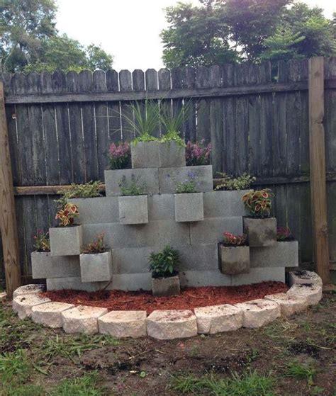 mur beton decoratif exterieur bloc b 233 ton pour la d 233 co de jardin en 30 id 233 es cr 233 atives