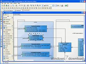 Visual Paradigm For Uml Standard Edition For Windows 7