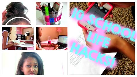 Life Hacks For Back To School! Youtube