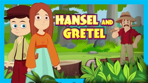 hansel  gretel story  kids  english stories