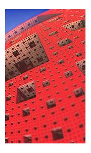 Menger Sponge 3D Abstract Fractal HD Abstract Wallpapers ...