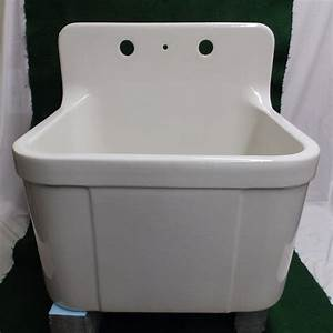 41 Porcelain Laundry Sink How To Choose A Laundry Or