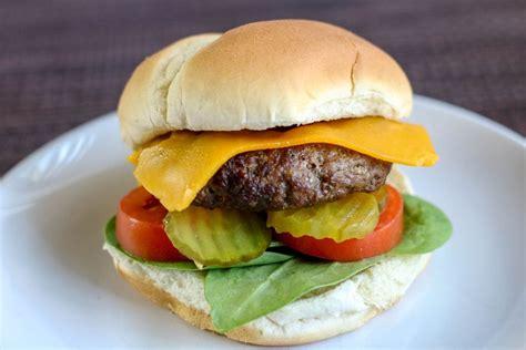 fryer air hamburgers burgers burger