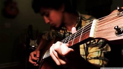 Guitar Playing Standard