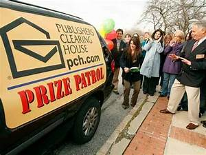 Publishers Clearing House, the mail order giant famous for ...