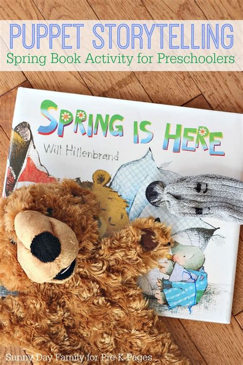 puppet stories for preschoolers retelling a book with puppets pre k pages 563