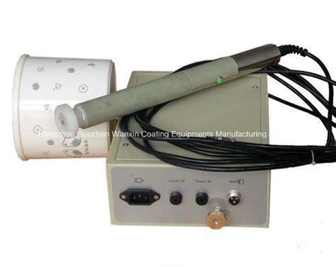 certificat d origine chambre de commerce pistolet de flocage à haute tension électrostatique