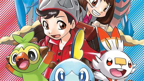Pokémon Adventures' Sword & Shield manga chapter to see ...