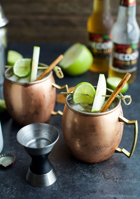 mule drink apple cider moscow mule easy healthy recipes using real ingredients