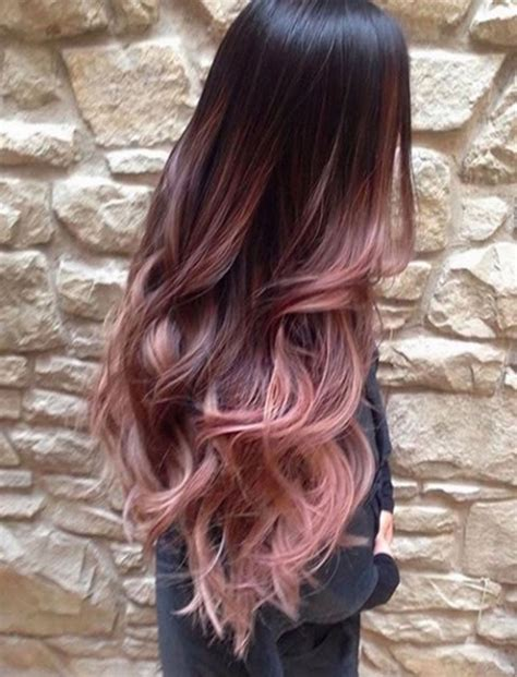 brown to light brown hair ombre hair for 2017 140 glamorous ombre hair color ideas