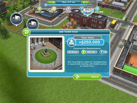 the teen expansions the sims freeplay