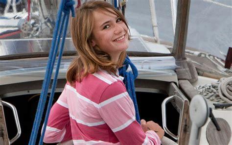 Girl 14 Ok To Sail Solo Around The World Emirates247