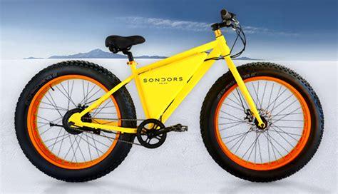 Sondors Electric Bike Raises $37 Million (wvideo