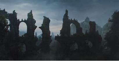 Stone Ancient Thrones Ruins Got Last Greyscale