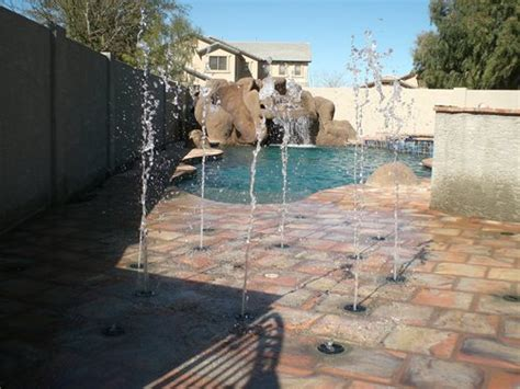 residential splash pads landscaping network