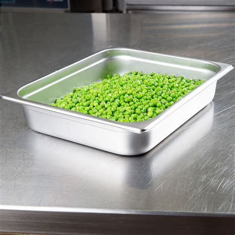 insert cuisine 4 quart half size chafing food insert pan for rent in nyc