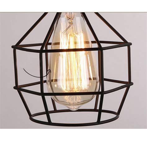 diy edison light fixtures new diy led metal ceiling light vintage chandelier pendant