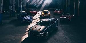 Celebra la edición 50° Aniversario del Camaro | Chevrolet