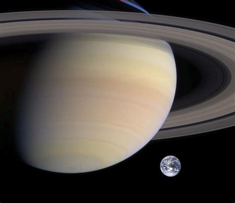 File Saturn Earth Size Comparison Wikipedia