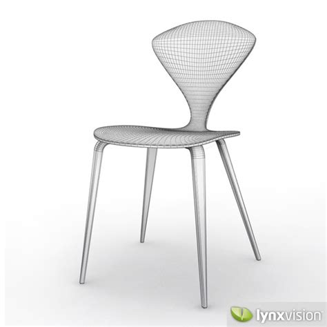 cherner side chair and armchair 3d model cherner side chair and armchair 3d model max obj 3ds