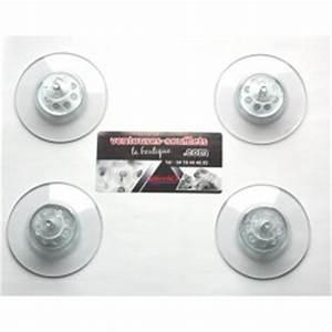 Ventouse Pour Vitre : kits de 4 ventouses de pose pour plaques de voiture de rallye ventouses ~ Melissatoandfro.com Idées de Décoration