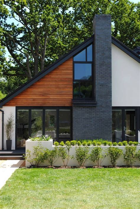 Smart Placement Architecture Bungalow Plans Ideas by Contemporary Chalet Bungalow Conversion By La Hally