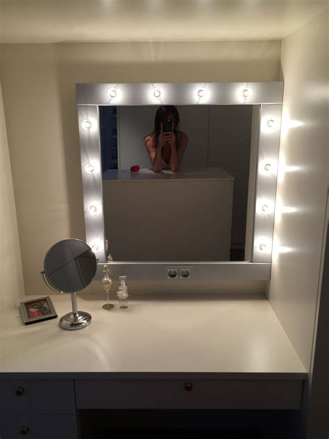 mirror  lights vanity mirror   colors