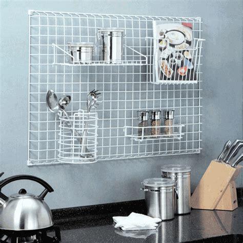 kitchen wall organization systems rack em up beyond the kitchen sink 6429