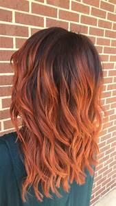 Ombré Hair Cuivré : le roux la coloration ultra tendance mahasoa ~ Melissatoandfro.com Idées de Décoration