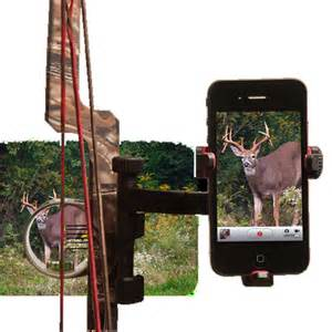 bow phone mount s4 gear jackknife smartphone bow mount for apple iphone