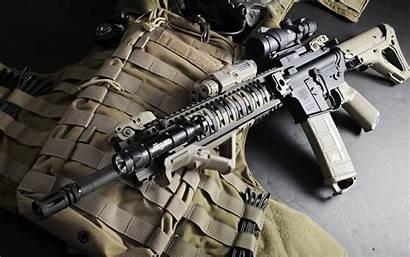 Assault Rifle Gun Background Guns Wallpapers Ar