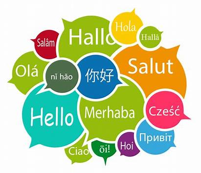 Language Hello Languages Different Say Learning Students