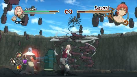 Naruto Shippuden Ultimate Ninja Storm 2 Review Xbox 360