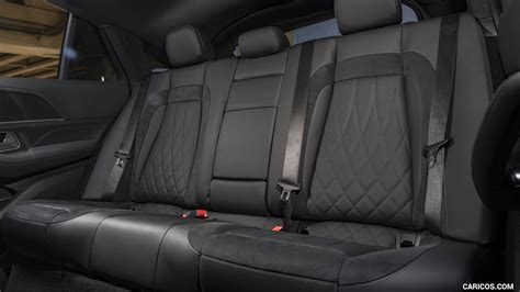 Ultimate suv reviewed + offroad test. 2021 Mercedes-AMG GLE 63 S Coupe (US-Spec) - Interior, Rear Seats | HD Wallpaper #66 | 1920x1080