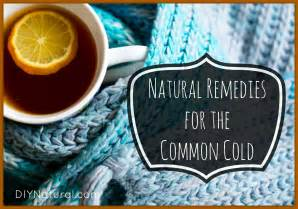 Common Cold Treatment - Natural Remedies and Cures Common Cold