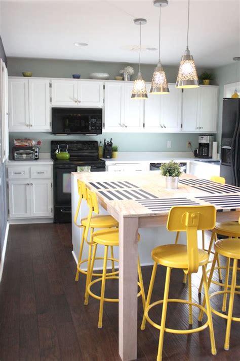 brilliant kitchen bar stools  add   pop