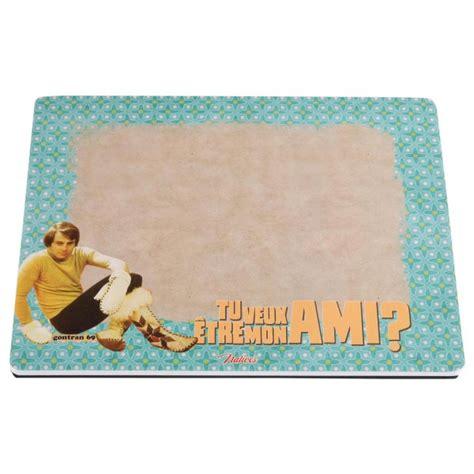 tapis de souris humoristique tapis de souris bloc notes mon ami natives d 233 co r 233 tro vintage provence ar 244 mes tendance sud