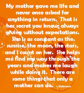 life inspiration quotes loving mothers day inspirational
