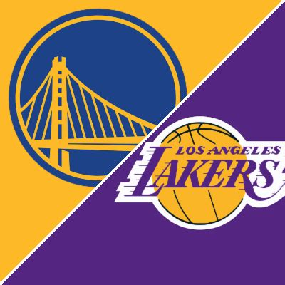 warriors  lakers game summary january   espn