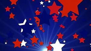 Political Colored Red And Blue Moving Background Stock ...