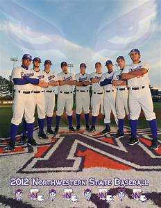 2012 NSU Baseball Media Guide by Northwestern State ...