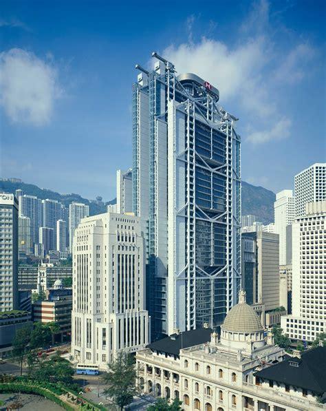 hsbc siege social hong kong shanghai bank hq foster partners norman