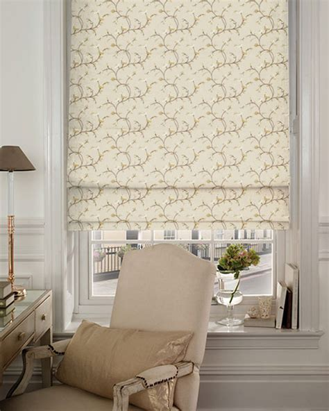 Beige Roman Blinds And Shades  Blinds Uk