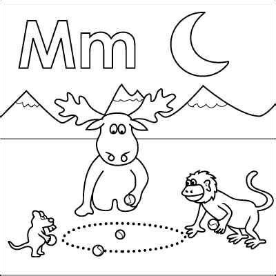 moose coloring coloring pages