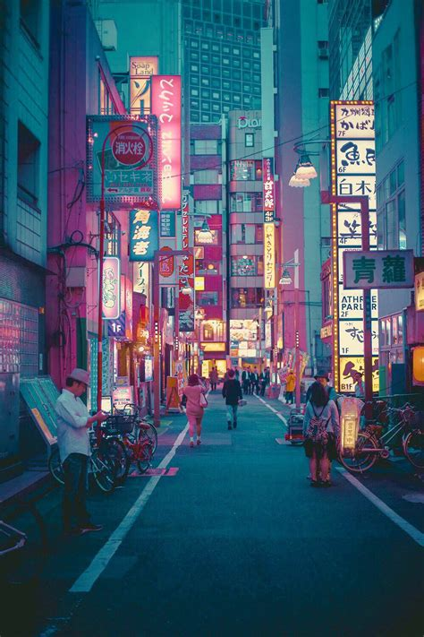 pin by ja messsina on travel city aesthetic anime city