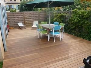 Prix Terrasse Bois : terrasse en bois prix pertuis 84120 parquet et terrasse ~ Edinachiropracticcenter.com Idées de Décoration