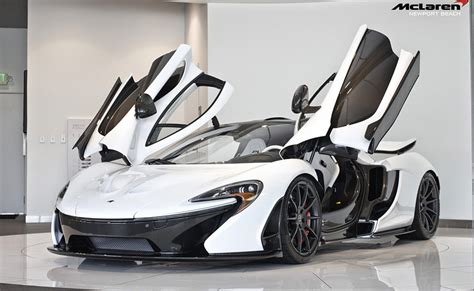 alaskan diamond white mclaren p  billionaire shop