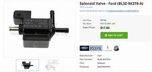 Check Engine Light  Code P0234 2014 Ford Fusion