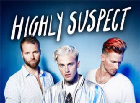 Highly Suspect at SWX, United Kingdom on 16 Mar 2020 ...